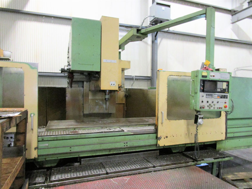 Surplus to the Ongoing Operations of Rand Machine Products